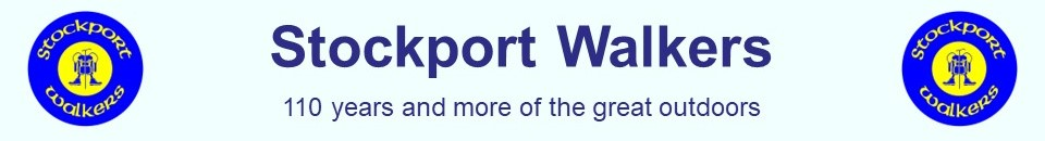 Stockport Walkers Logo